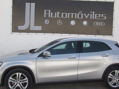 usado Mercedes GLA220 año 2014 40000 KM