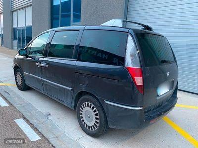usado Lancia Phedra 2.0 16v JTD 136CV Limited Edition