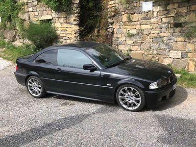 usado BMW 330 Serie 3 E46/2 Coupé