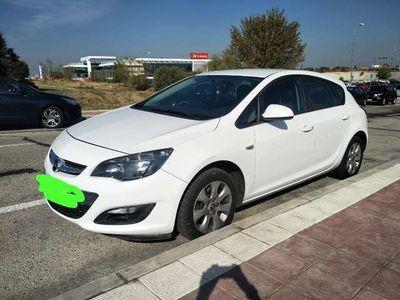 usado Opel Astra 1.6CDTi Excellence 110