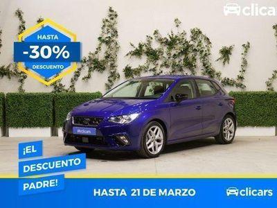 usado Seat Ibiza 1.0 EcoTSI 85kW (115CV) FR