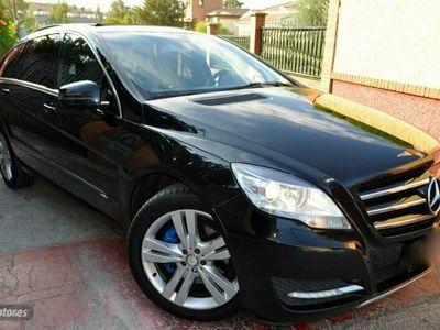 usado Mercedes R350 Clase RCDI 4M L-AMG-7XPLAZAS-PANORAMICO-BIXENON LEDS-FUL
