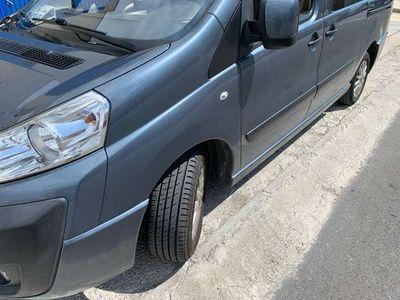 usado Fiat Scudo Panorama 10 Executive L 2.0Mjt 165 E5