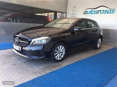 second-hand Mercedes A200 d/ Asiento calefactados y deportivos/ navegador