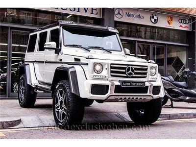 usado Mercedes G500 4x4² Aut | Nuevo | Sólo 150 Km