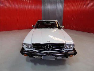 usado Mercedes 560 SLCabrio Hardtop 1987