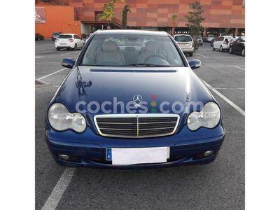 usado Mercedes C180 Clase CK Classic 143 cv en Granada