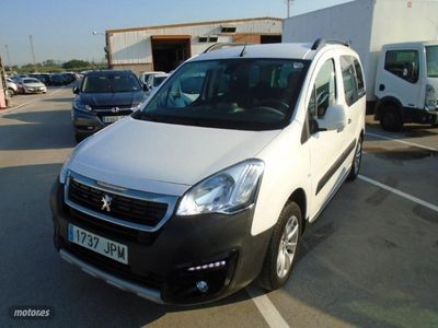 usado Peugeot Partner 1.6 HDI Tepee Outdoor