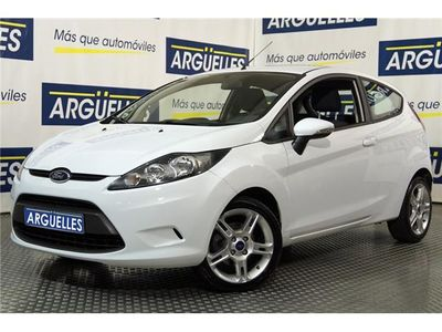 used Ford Fiesta 1.4 TDCi Trend