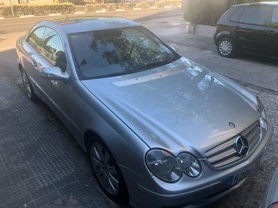 usado Mercedes CLK320 320CDI