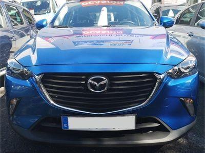 usado Mazda CX-3 2.0 SKYACTIV GE Luxury White 2WD AT