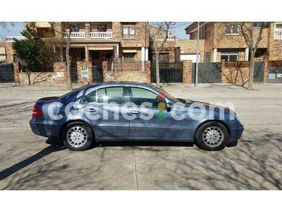 usado Mercedes E320 Clase ECdi 204 cv en Madrid