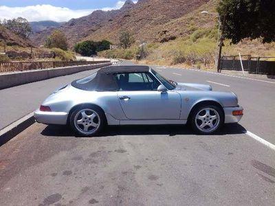 usado Porsche 911 Carrera 4 Cabriolet 964 3.6