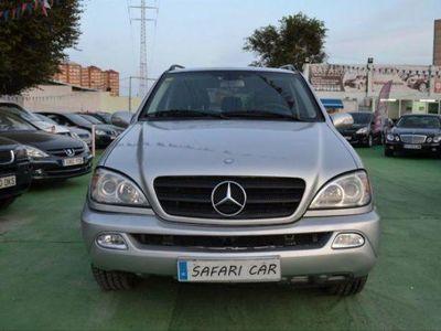 usado Mercedes ML270 M CDI