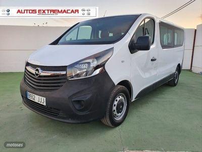 usado Opel Vivaro 1.6 CDTI 115 CV L1 2.7t Combi6