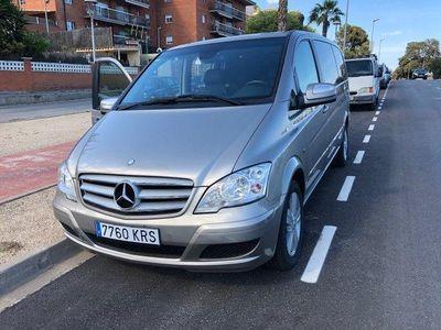 usado Mercedes Viano 3.0CDI Trend Largo Aut.