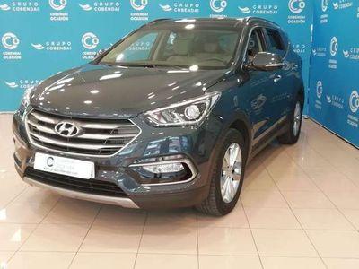 usado Hyundai Santa Fe 2.2CRDi 4x2 25 Aniversario 7s