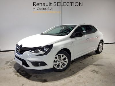 usado Renault Mégane Berlina Limited TCe 103 kW (140CV) GPF