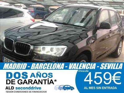 usado BMW X3 xDrive 20dA 140kW (190CV)