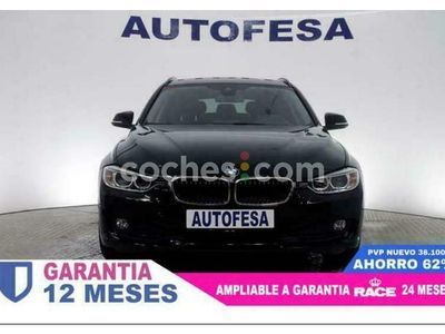 usado BMW 320 Serie 3 d Touring Efficientdynamics 163 cv en Madrid