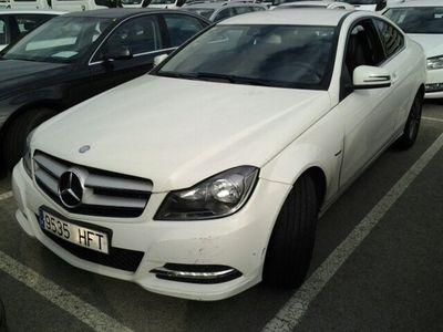 gebraucht Mercedes 180 Clase c C COUPEBE