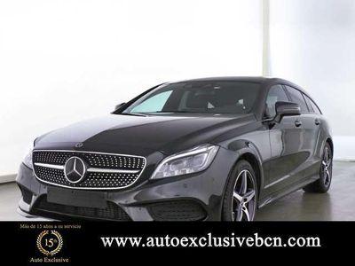 usado Mercedes CLS250 d Shooting 4M | AMG | Piel | Distronic | 286€
