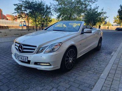 usado Mercedes E250 CDI Cabrio BE Aut.
