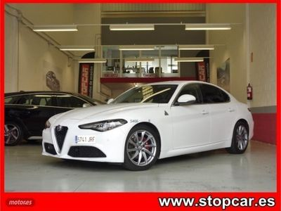 usado Alfa Romeo Giulia 2.2 Diesel 132kW 180CV Super