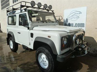 gebraucht Land Rover Defender 90 2.5td5 Sw S 3p. -05