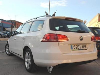 usado VW Passat Variant 2.0 Tdi 140cv Edition Bmot Tech 5p. -12