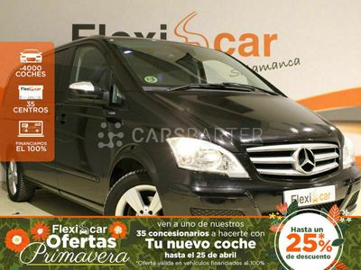 usado Mercedes Viano 2.2 CDI Trend Larga 4p
