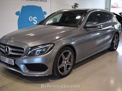 gebraucht Mercedes C220 BlueTEC Sportive AMG