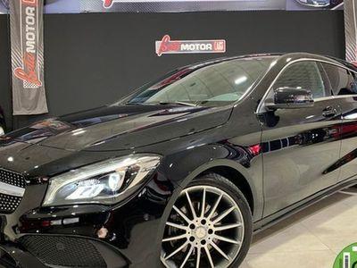 usado Mercedes 200 Clase CLA Shooting Brake