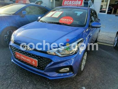 usado Hyundai i20 I201.0 Tgdi Tecno Le 2c 100 100 cv en Tenerife