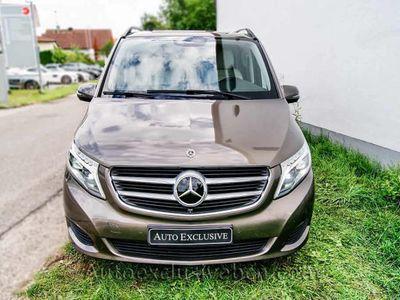 usado Mercedes V250 d 4Matic Compacto Avantgarde | 404€
