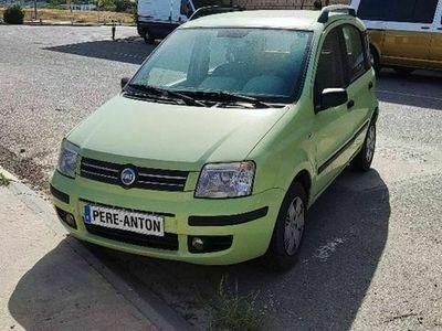 usado Fiat Panda 1.3mjt Dynamic 70 cv en Lleida
