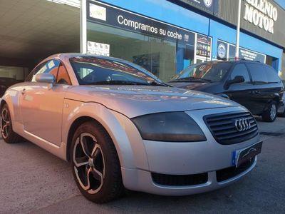 usado Audi TT coupé 1.8 t 20v/225 cv quattro gasolina
