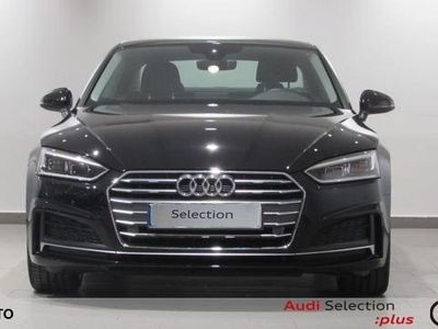 usado Audi A5 Coupe 2.0 TFSI S line S tronic 140 kW (190 CV) Gasolina Negro matriculado el 06/2018