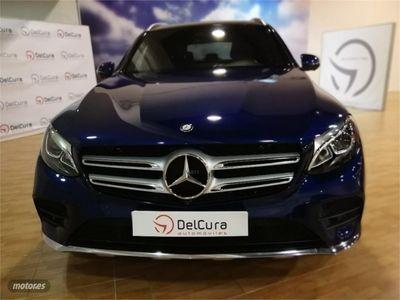 usado Mercedes GLC220 Clase GLCd 4MATIC Exclusive