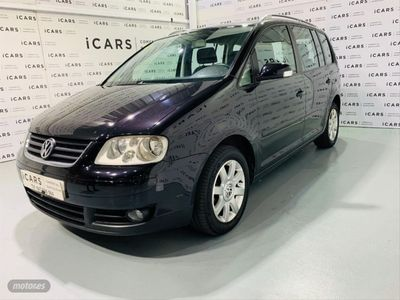 usado VW Touran 2.0 TDI ADVANCE
