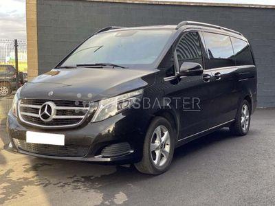 usado Mercedes V220 V 220d Avantgarde Largo 7G-TRONIC PLUS 5p