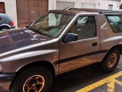 usado Opel Frontera 2.2 16v Sport