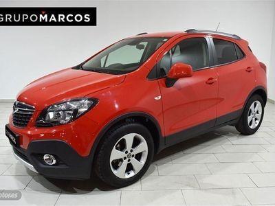 gebraucht Opel Mokka 1.6 CDTi 4X2 SS Selective