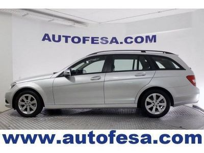 usado Mercedes 170 Clase C Estate CDI BT4p