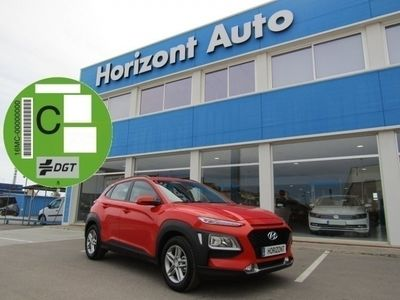 gebraucht Hyundai Kona 1.0 TGDI 4x2 Tecno 120cv Rojo metalizado