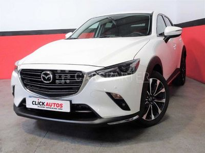 usado Mazda CX-3 2.0 Skyactiv 120CV Zenith 5p