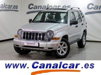 usado Jeep Cherokee 2.8 CRD Limited Auto 120 kW (163 CV)
