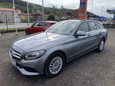 usado Mercedes C200 CDI Estate BE Sport Edition 7G Plus