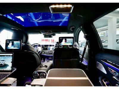 usado Mercedes S560 Clase SE Largo 9g-tronic 476 cv en Barcelona