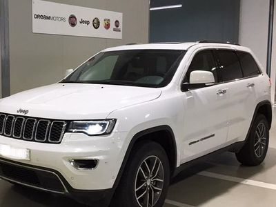 usado Jeep Grand Cherokee 3.0 Multijet Limited Aut. 140kW